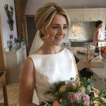 Philippa Torrance Wedding Hair Talgarth, Mid Wales